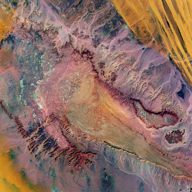 Aerial photography USGS
